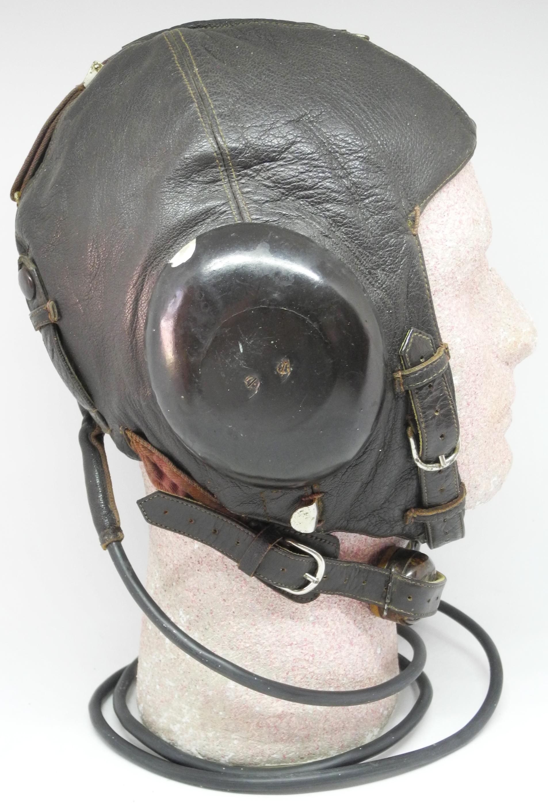 LW LKpW100 flying helmet complete