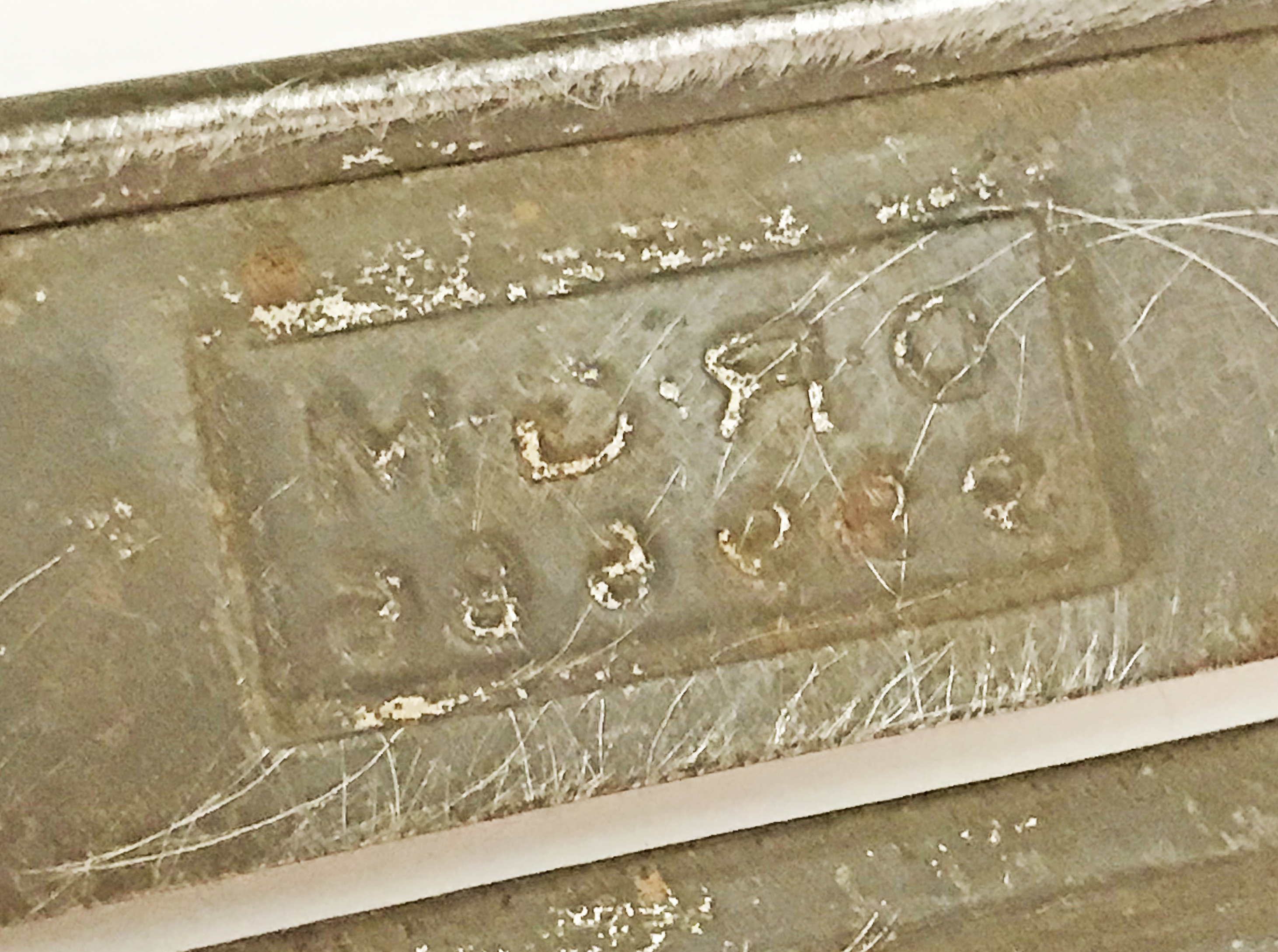 WWII era DRGM marked cabbage grater