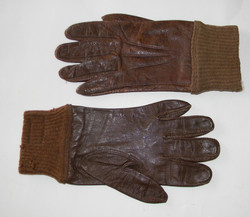 WWII AAF A-10 gloves