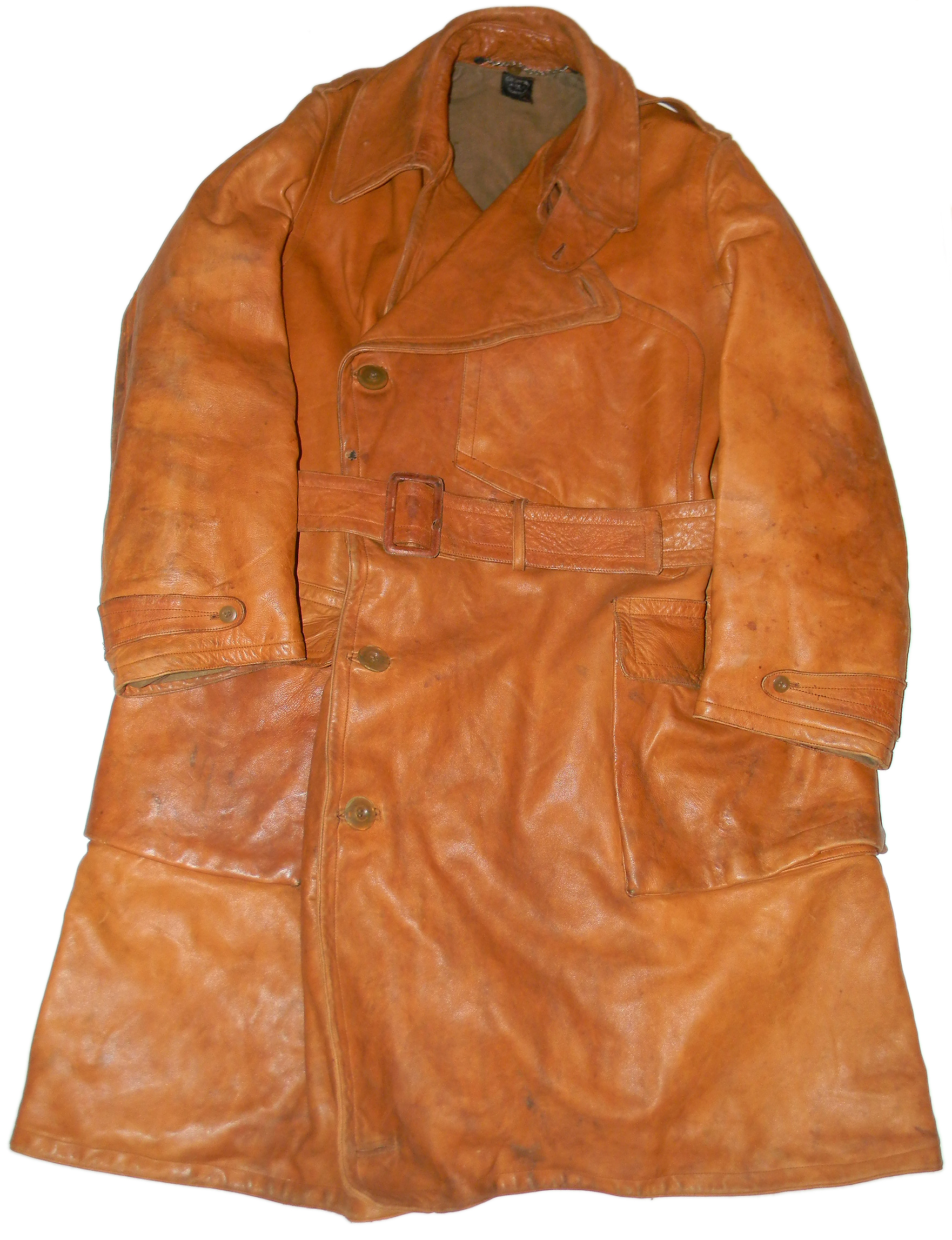 WWI USN aviator flying clothing