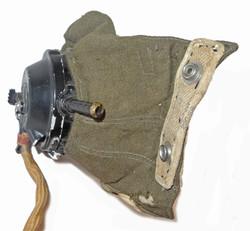 RAF 1939 dated B helmet + D mask