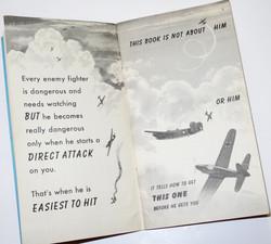"US Navy Air Gunner Training Manual ""Get that Fighter.""N8403"