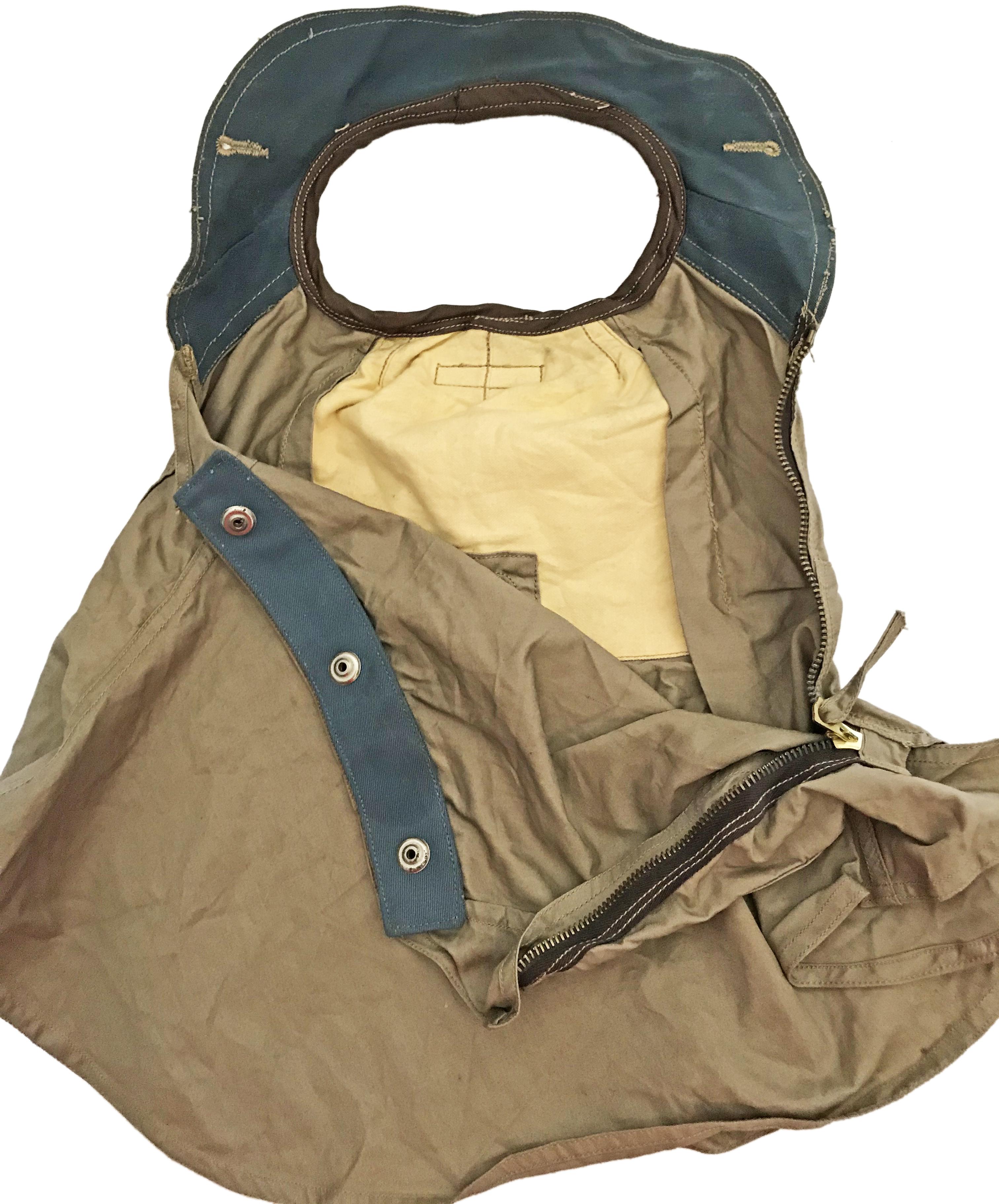 RAFGunner's hood/mask protector