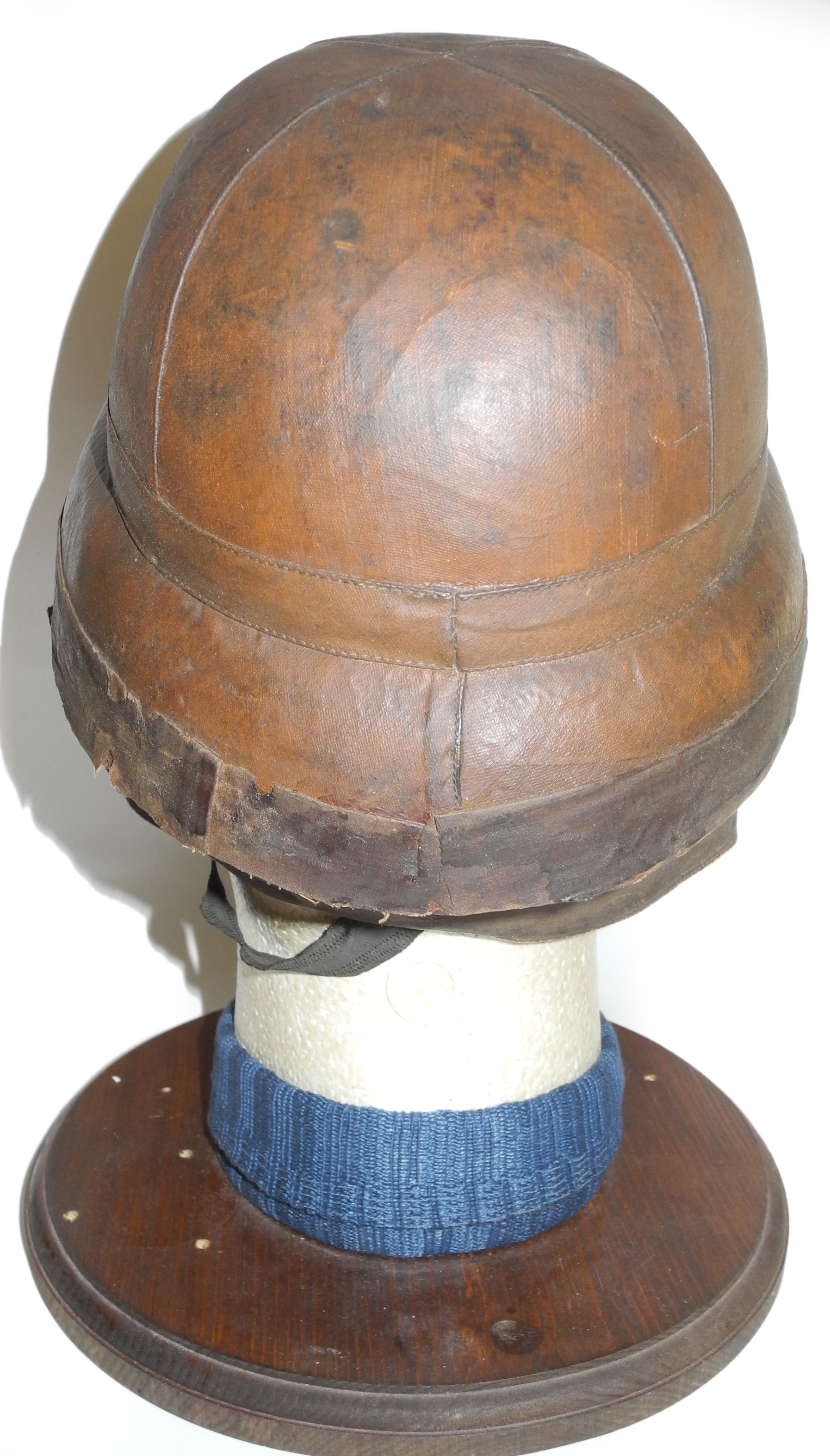 Great War Roold aviation helmet