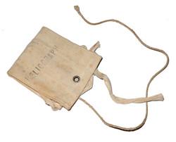 RAF 1941 life vest heliograph