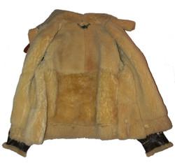 AAF B-3 flight jacket size 46