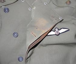 RFC pilot's Maternity uniform tun914
