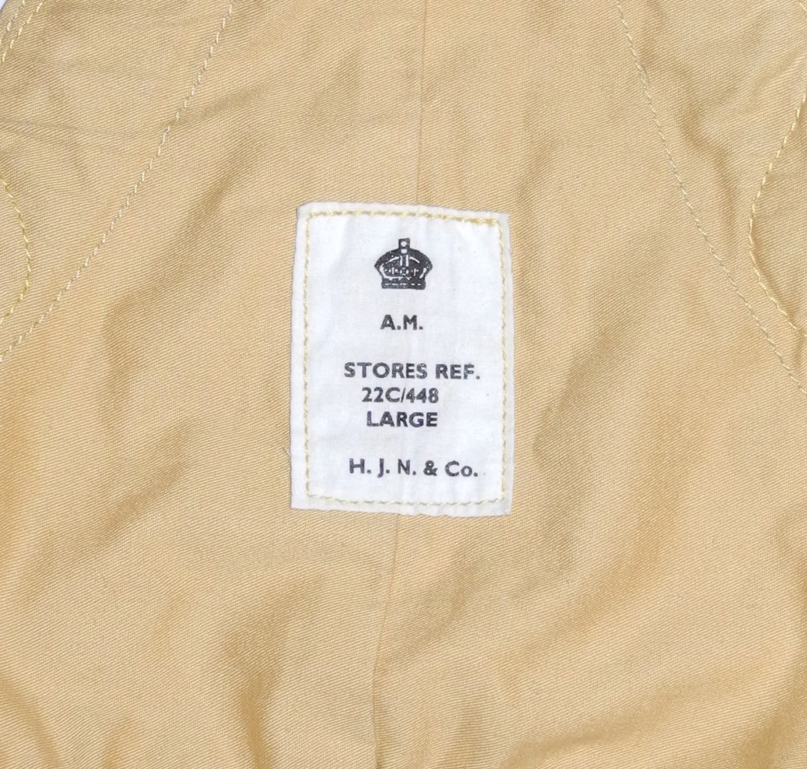 DSCN1978RAF 1941 pattern life vest R
