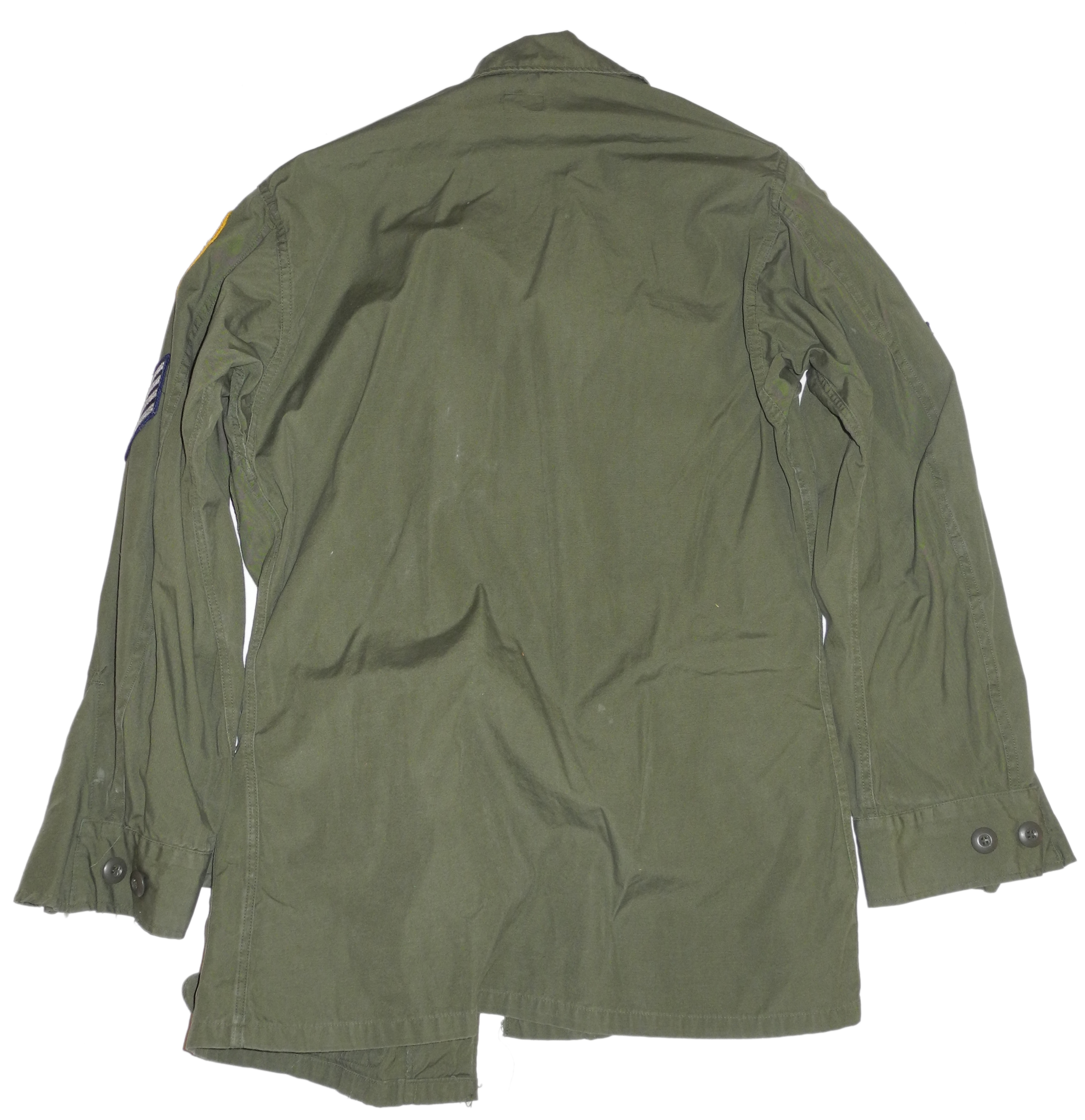 Royal Saudi Arabian Air Force Tropical Combat Coat