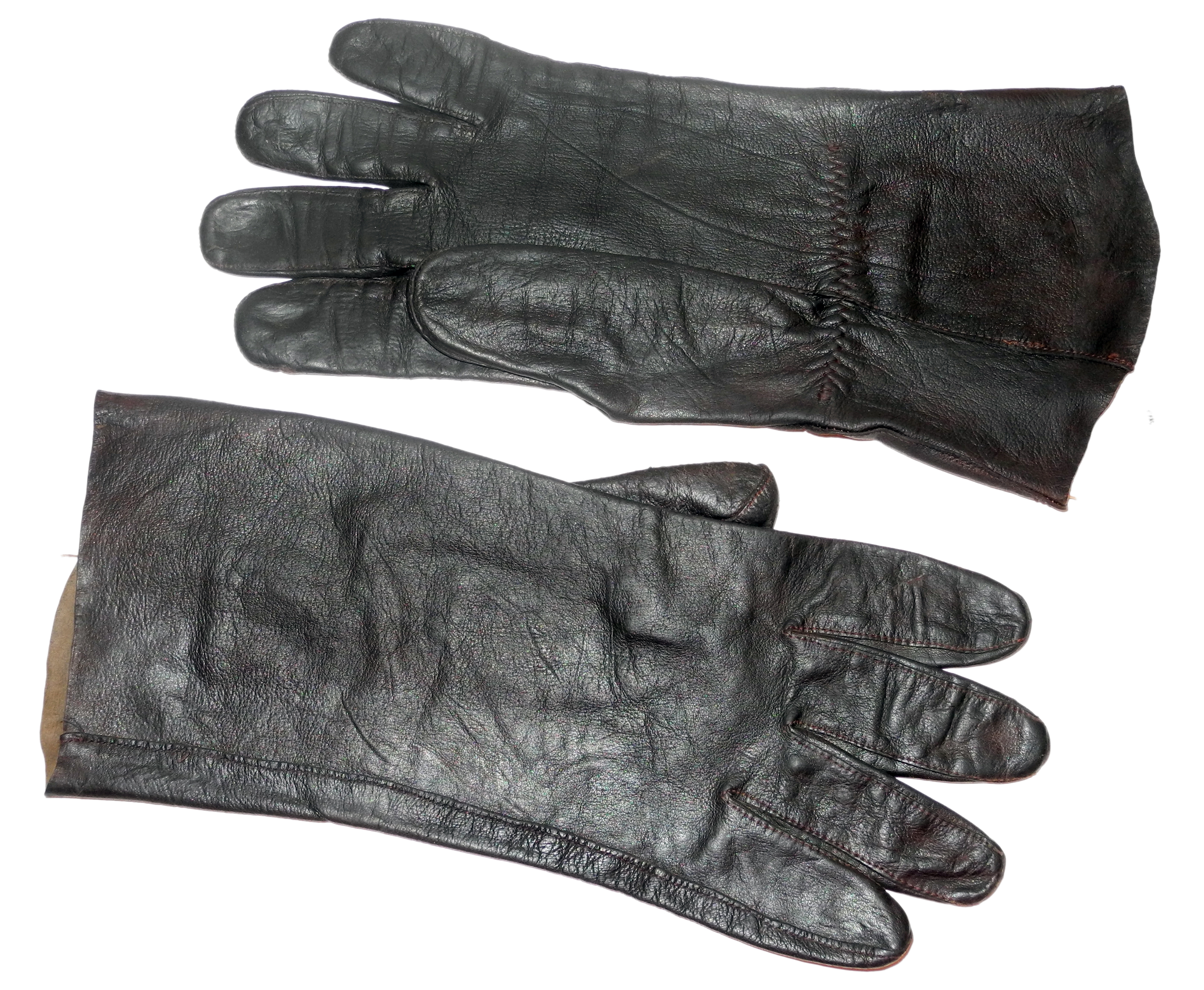 AAF B-3A flying gloves
