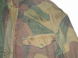 Denison Paratrooper Smock first pattern 1942