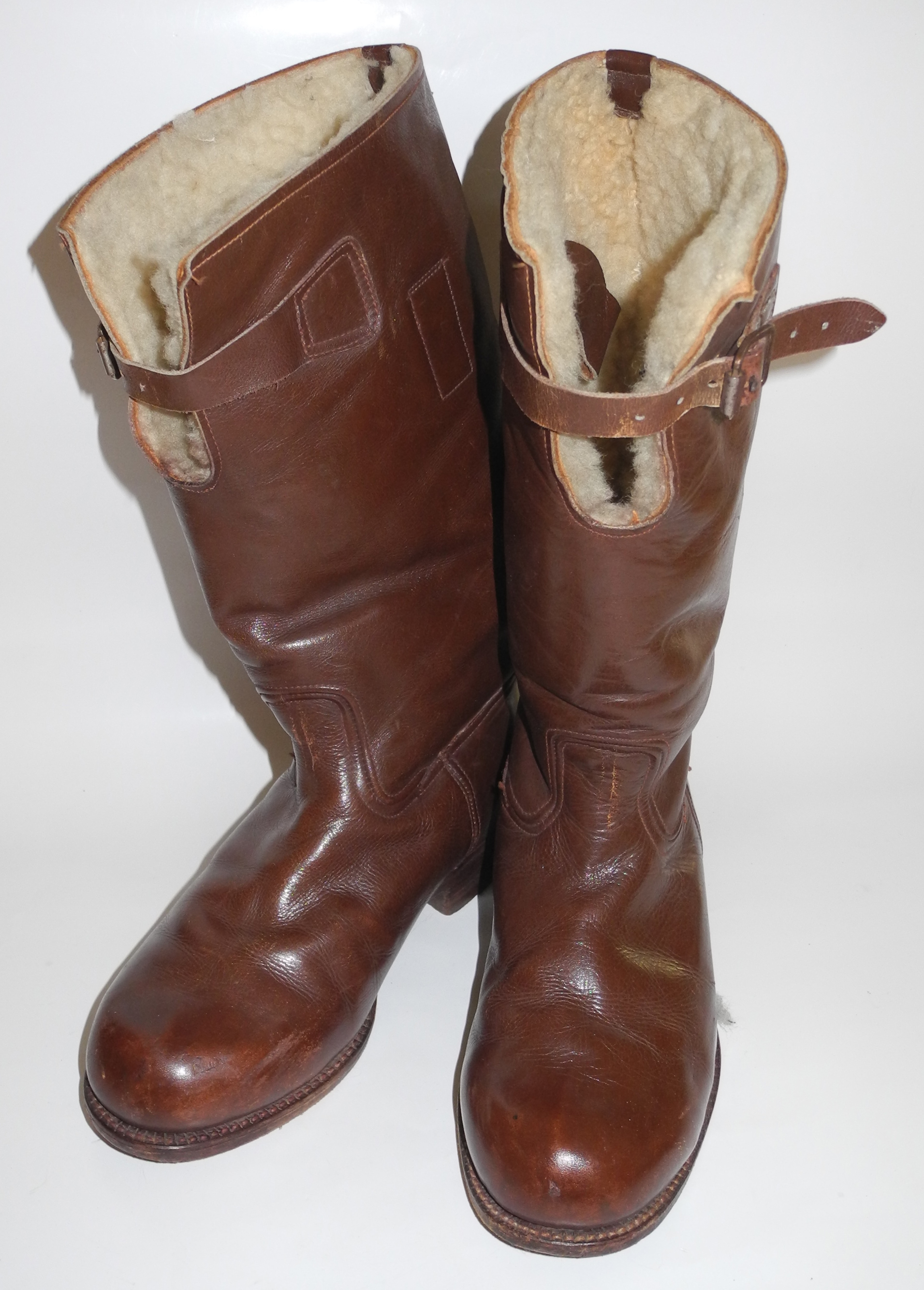 RAAF Beddgood 1936 Pattern Flying Boots