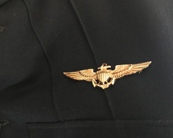US Marine Corps dress blue tunic
