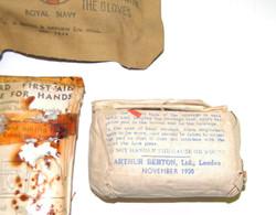 Royal Navy Aircrew First Aid Kit