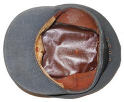 RAF/RCAF officer's service dress peaked cap