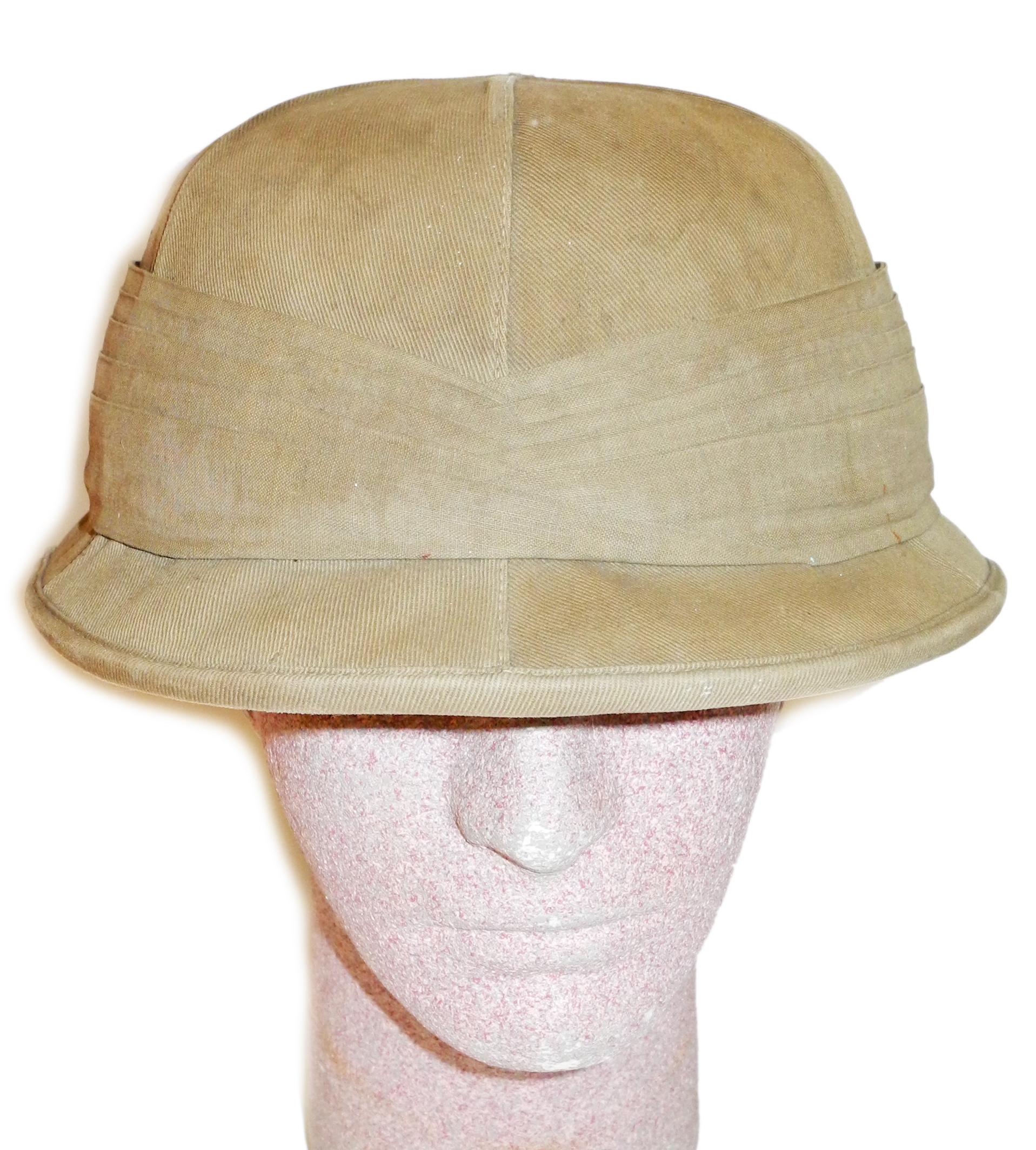 RAF Type A cork flying helmet