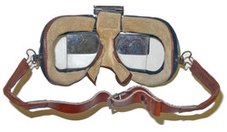 RAF Mk VII goggles with screen