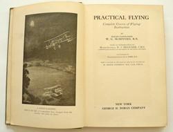 Practical Flying Instruction 1918