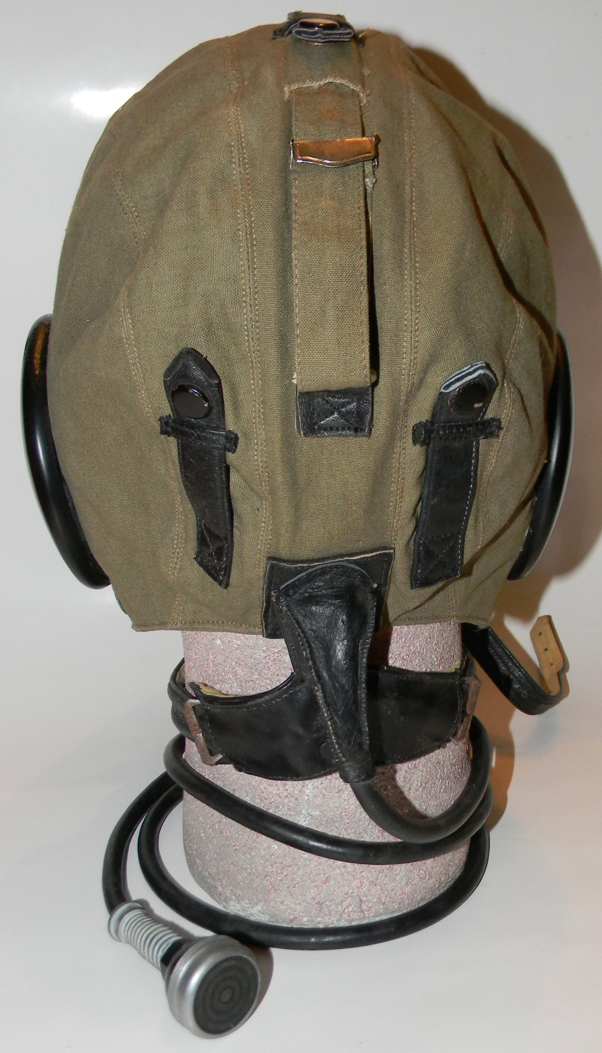 Italian Typo M flying helmet