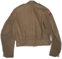 RAF Regiment army BD blouse