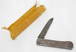 RAF escape boot knife