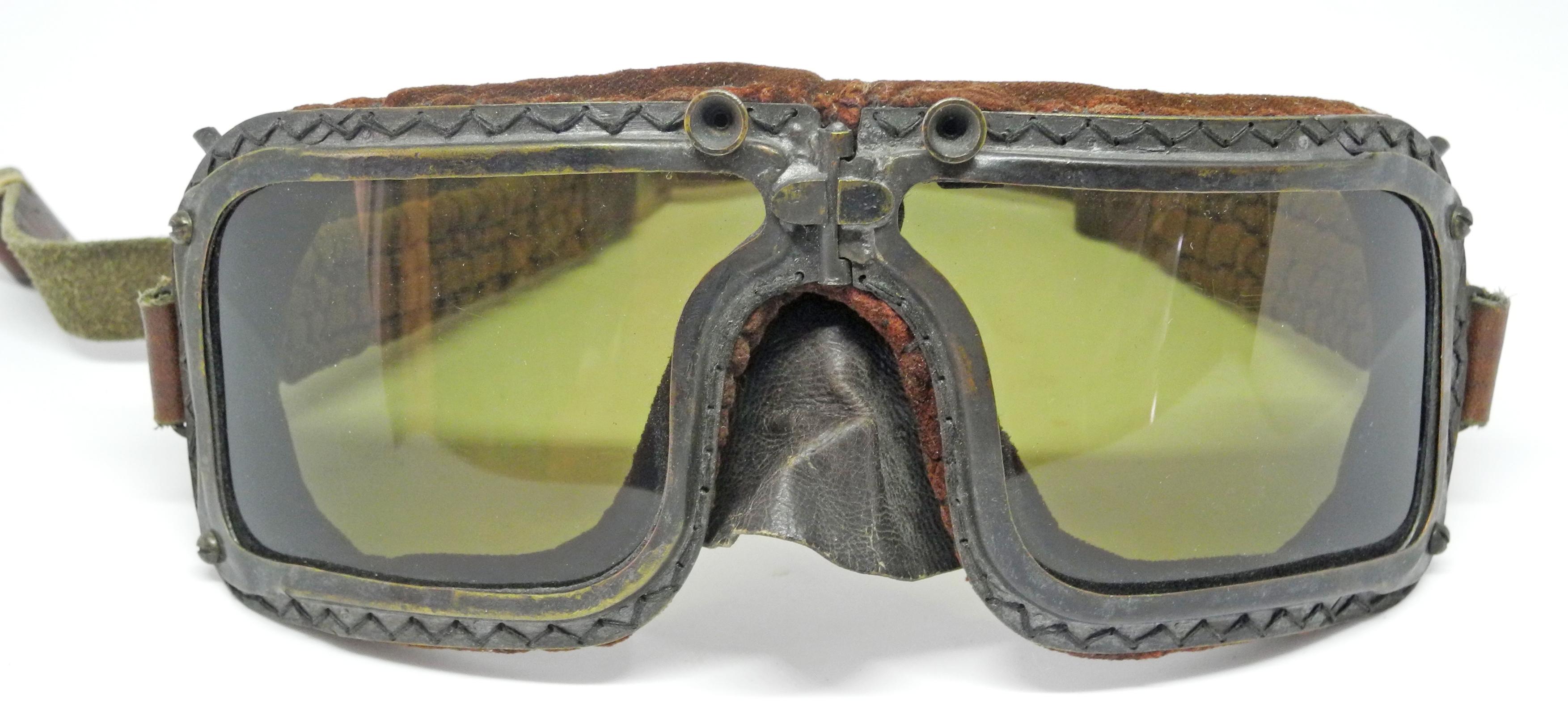 RAF Mk IIIa Flying Goggles 1935