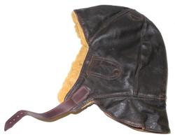 WWI Imperial German flying helmet