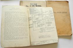 RAF Henlow Course Study Text books