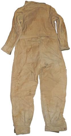 WWI RFC Sidcot Suit
