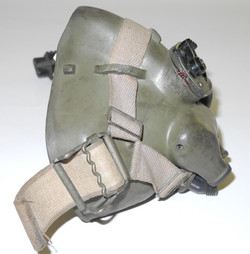RAF Type H oxygen mask, 1954 dated