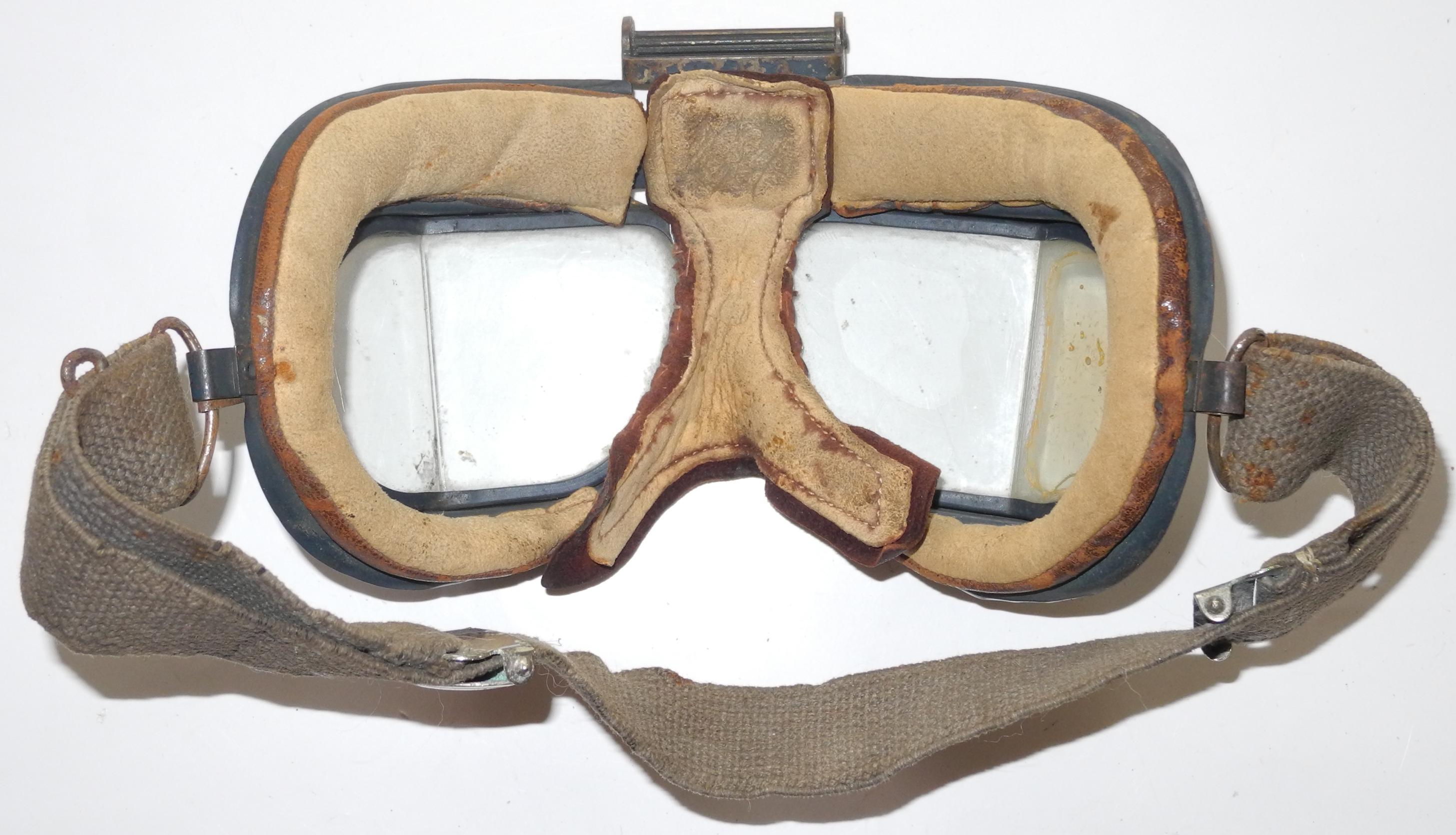 RAF Mk VII goggles