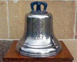 "Air Ministry ""scramble"" bell 1937"