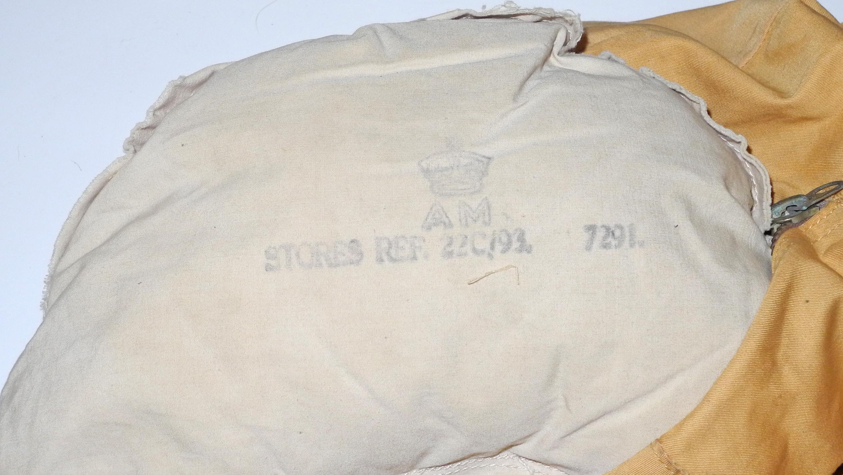 RAF 1941 pattern Mae West complete