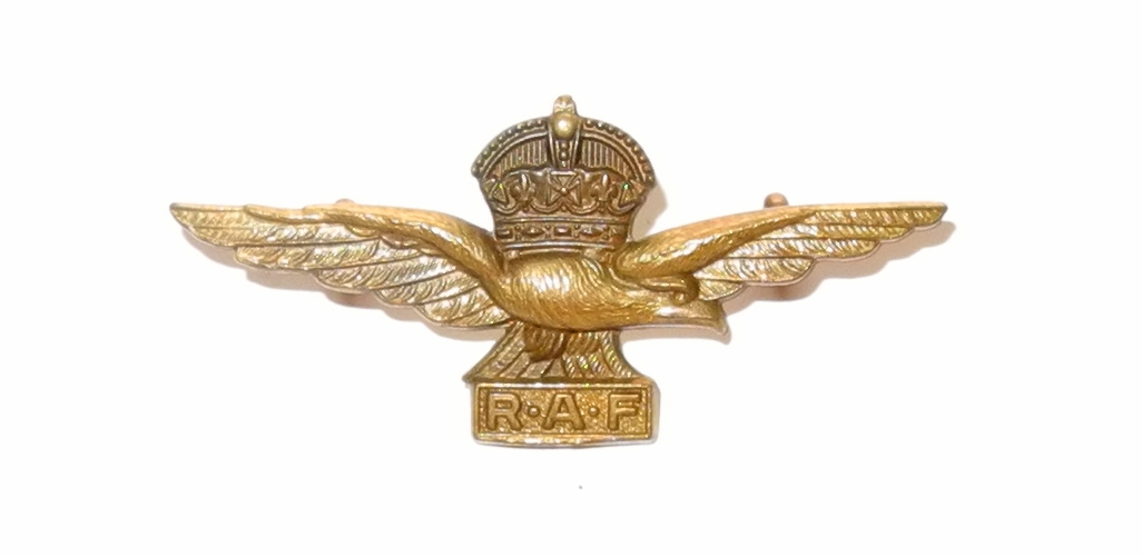 1918 RAF sweetheart brooch