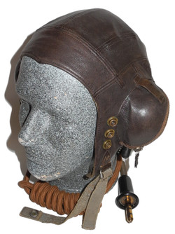 RN FAA Type C helmet wired