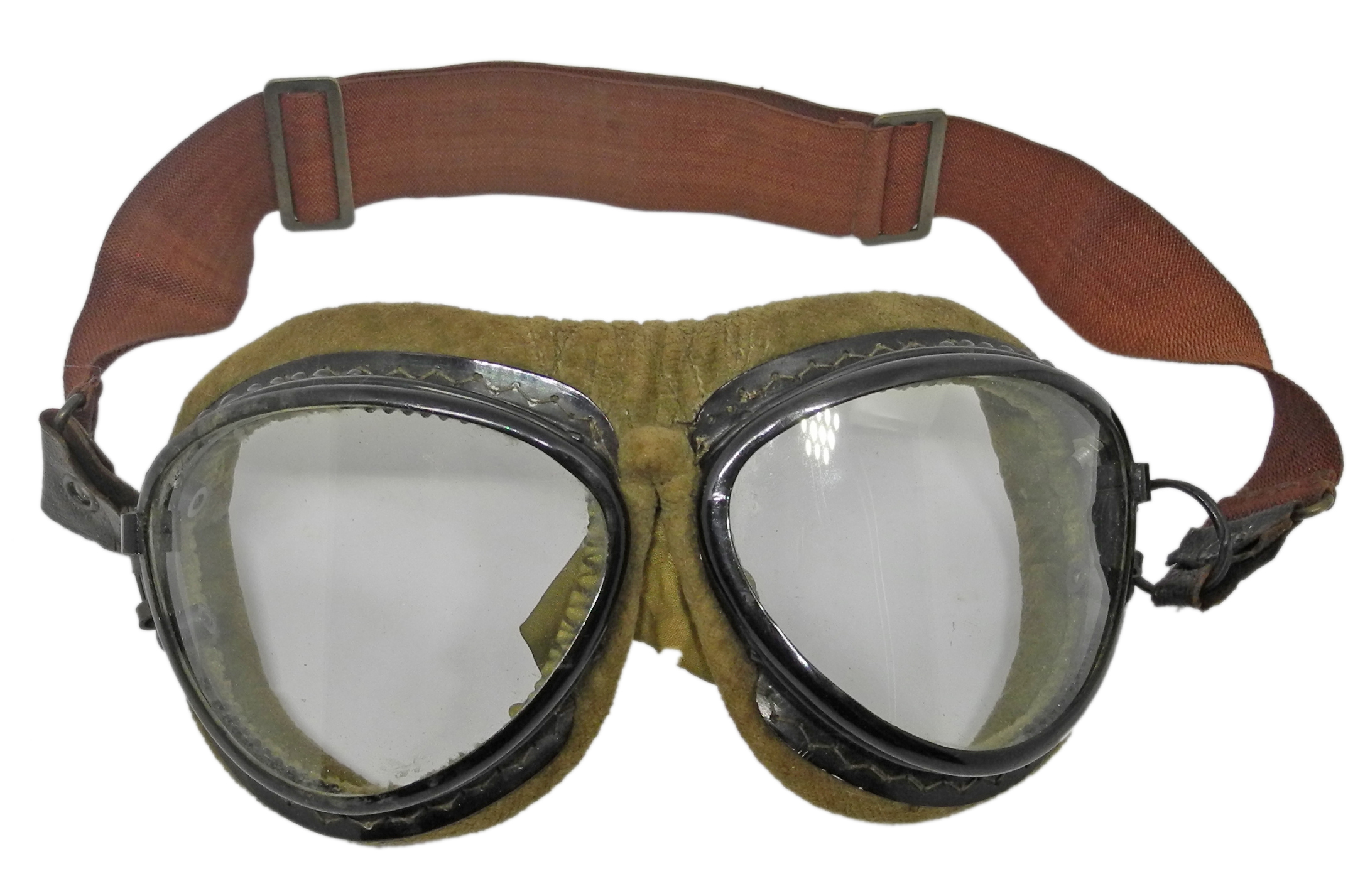 Japanese Army flying goggle