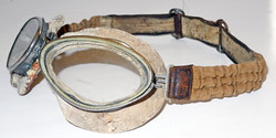 RAF Private Purchase Triplex Flying Goggles