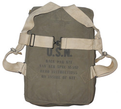 USN M-592 survival kit backpack