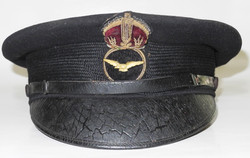 WWI RNAS Chief Petty Officer's cap