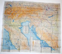 RAF 43 series escape map E/F