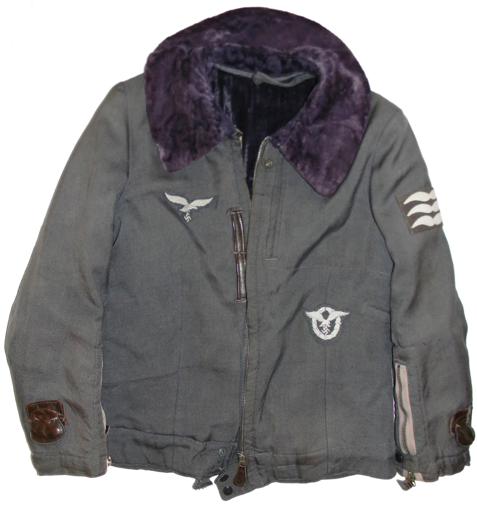 LW Electric-wired Channel jacket