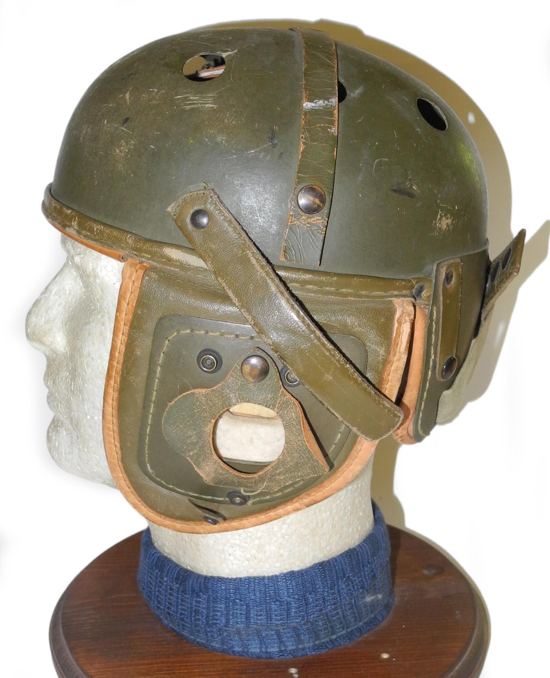 US Army tanker helmet