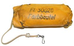 Farbbeutel dye pack 1st type
