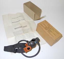 AAF T-30-V throat microphone