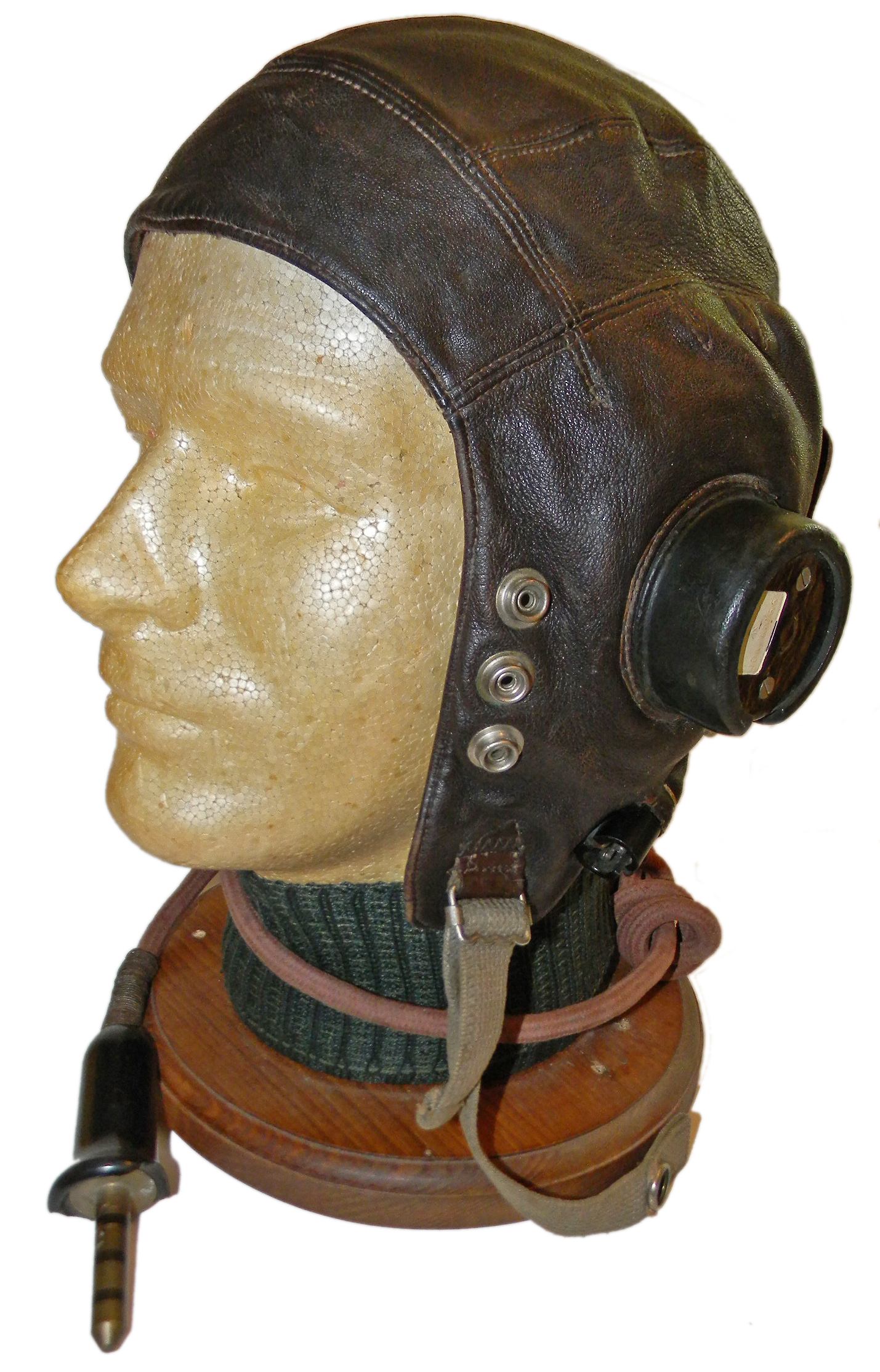 RAF Type C flying helmet