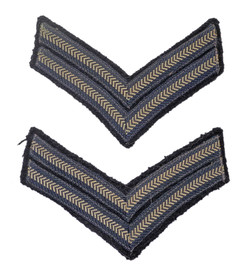 WWII RAF corporal's stripes