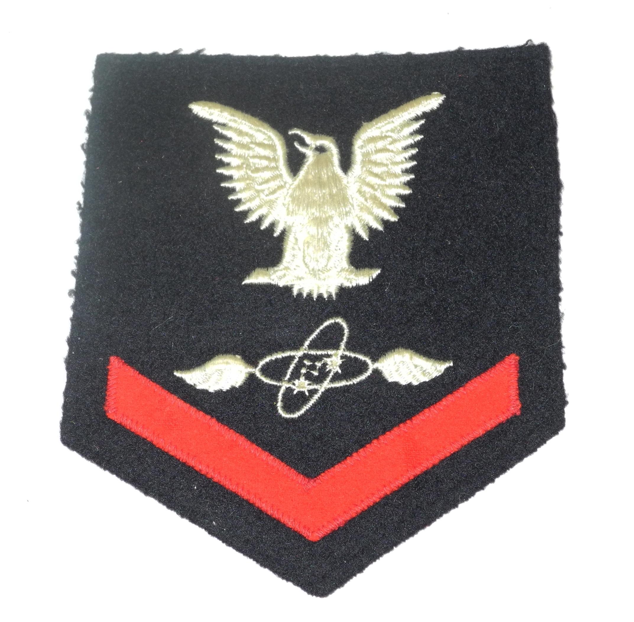 WWII USN sleeve badge 3