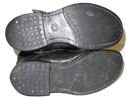 LW early double-zip flying boots