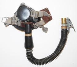 RAF E* oxygen mask with hose
