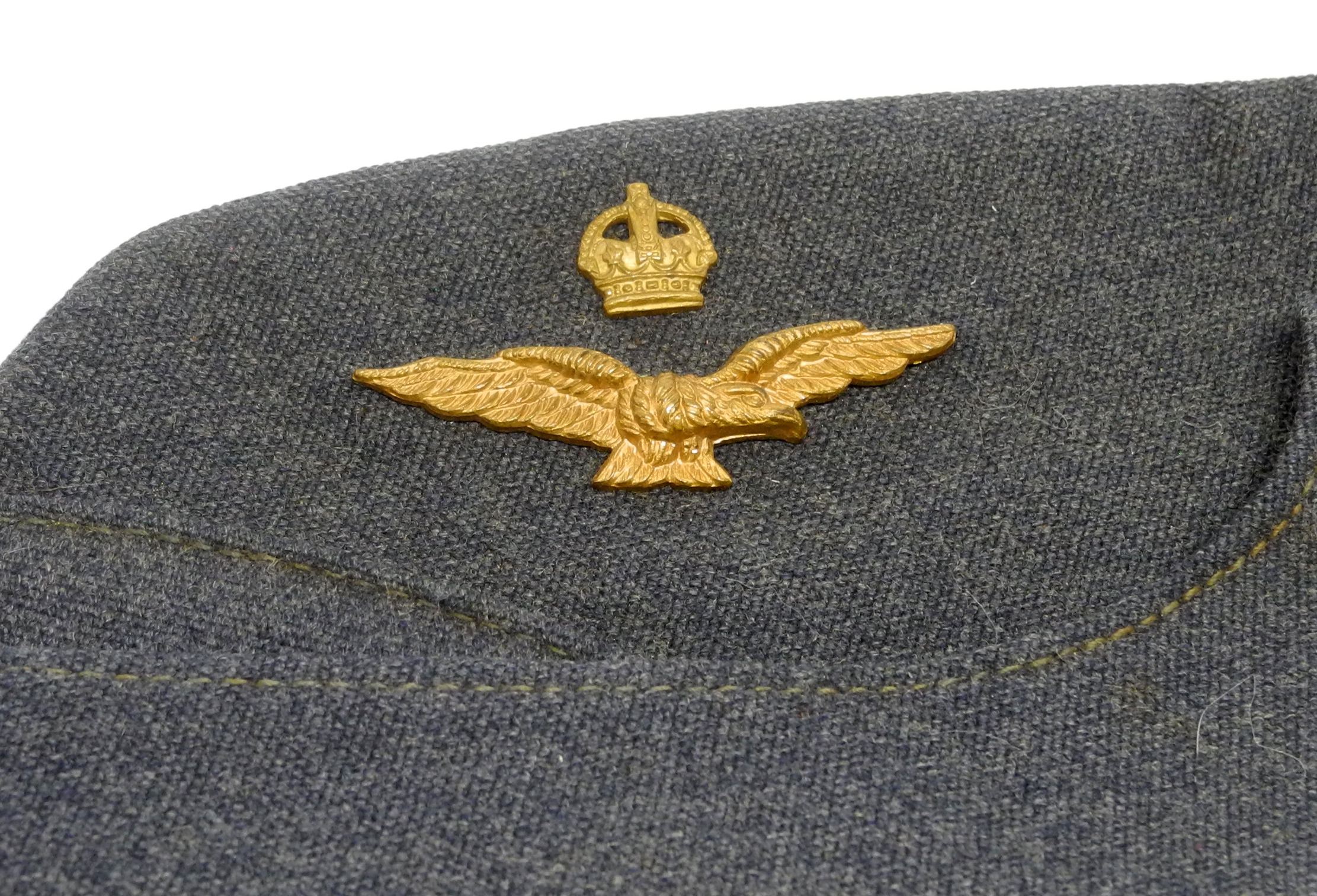 RAF officer's sidecap